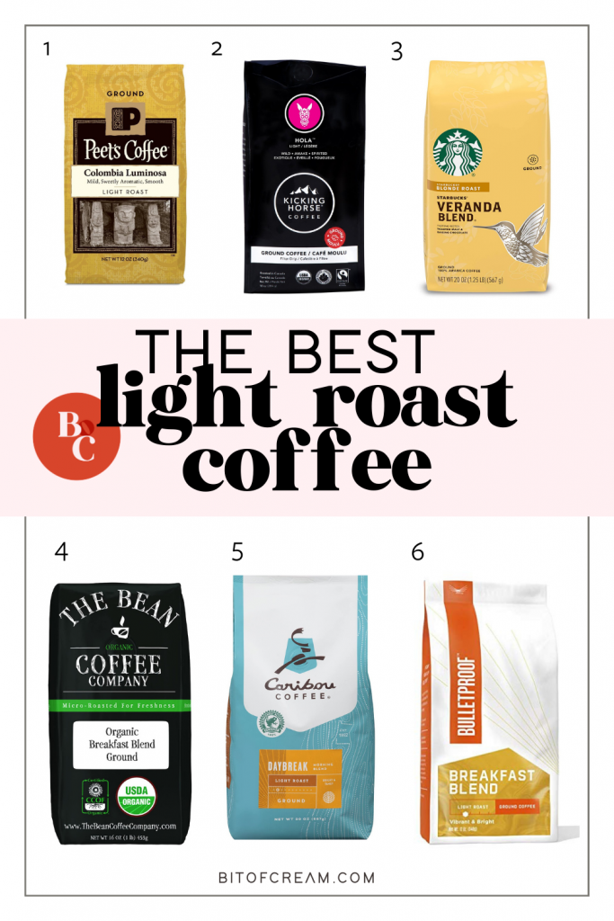 The 6 Best Light Roast Coffee